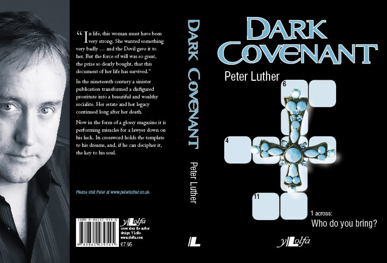 Cover of Dark Covenant by Peter Luther