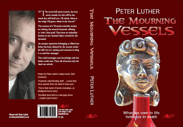 The Mourning Vessels by Peter Luther